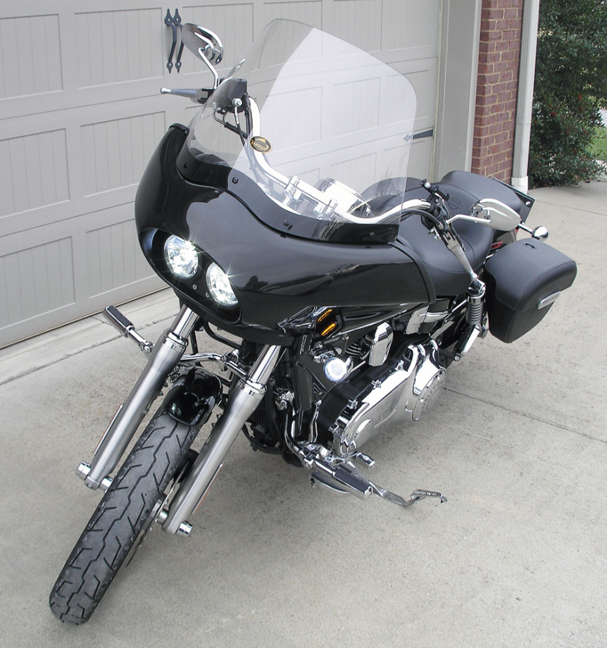 dyna super glide with fairing