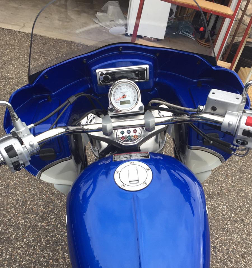 victory vegas motorcycle fairing | Wedge Fairing